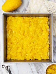 Mango filling