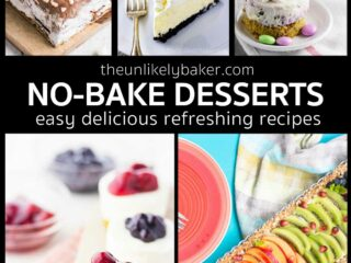 No-Bake Desserts - Quick, Easy and Delicious