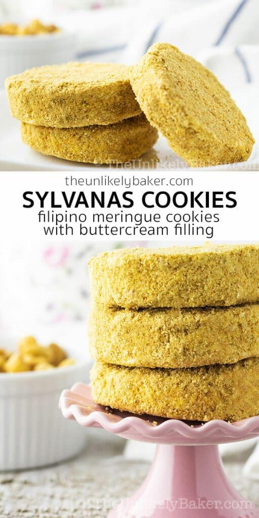 Filipino Silvanas Recipe