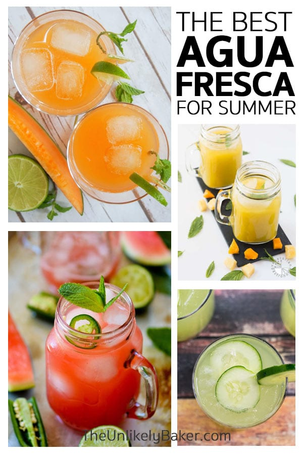 The Best Agua Fresca Recipes for Summer