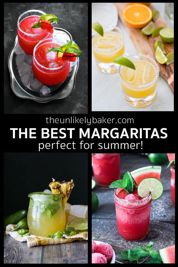 The Best Summer Margaritas