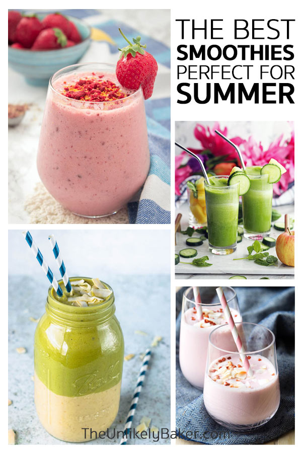 The Best Summer Smoothies