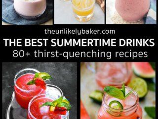 The Best Summertime Drinks