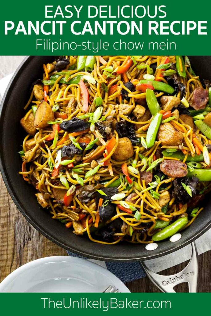 Pancit Canton Recipe - Easy and Delicious