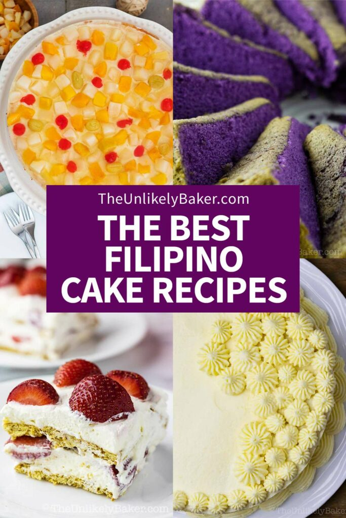 Must-Try Filipino Cake Recipes and Other Desserts