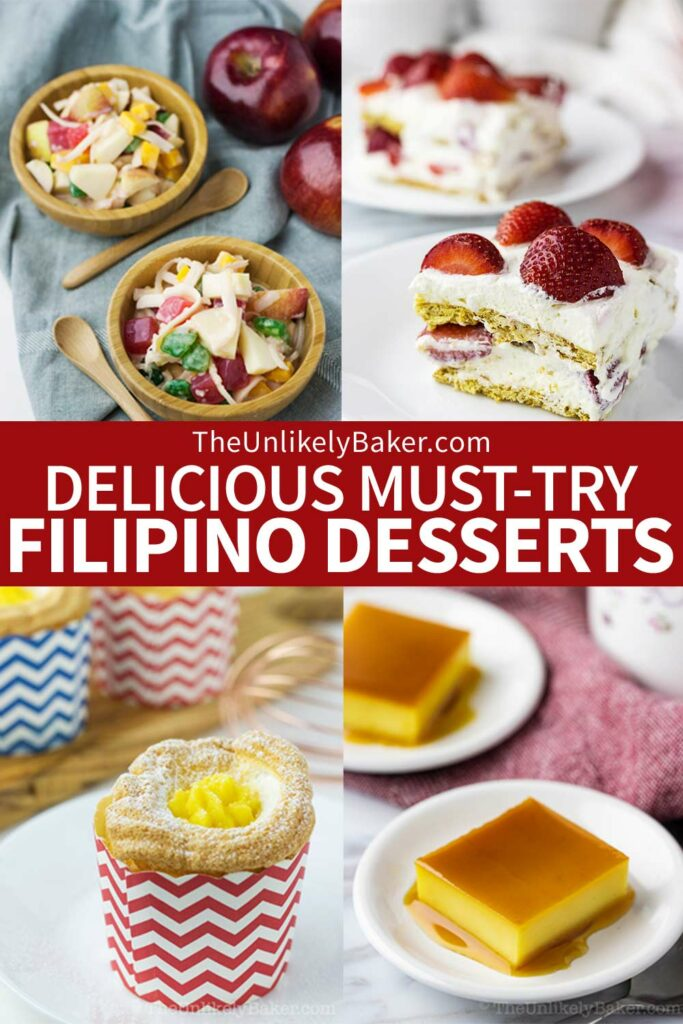 Filipino Desserts You Must Try