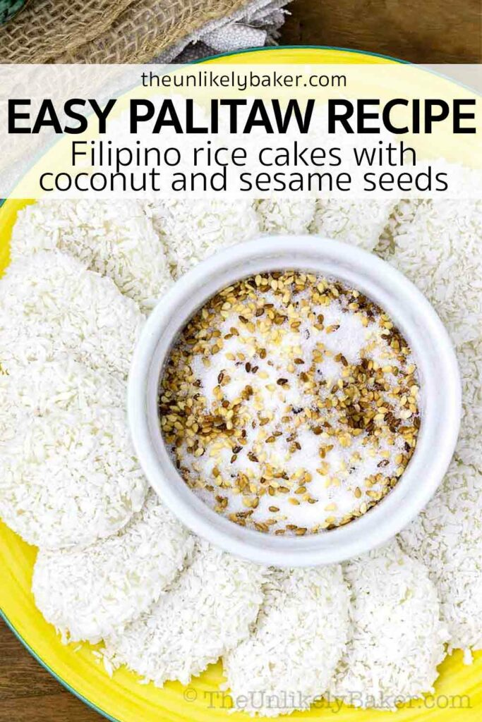 Palitaw Recipe Easy and Authentic