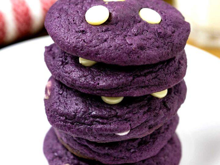 Ube Cookies Recipe